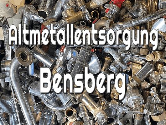 Altmetallentsorgung Bensberg