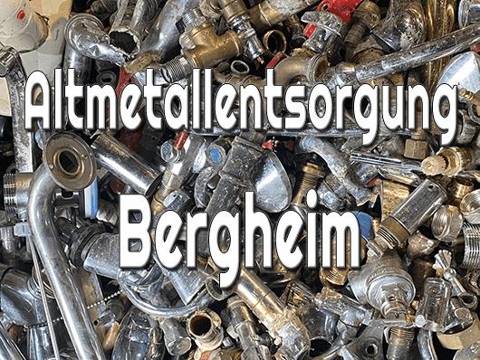 Altmetallentsorgung Bergheim