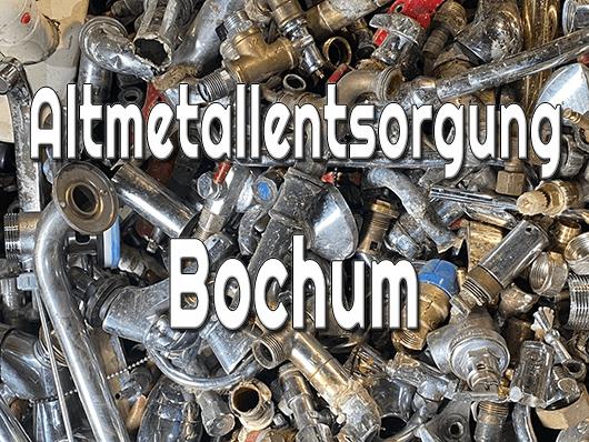 Altmetallentsorgung Bochum