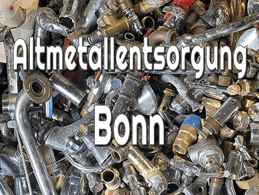 Altmetallentsorgung Bonn