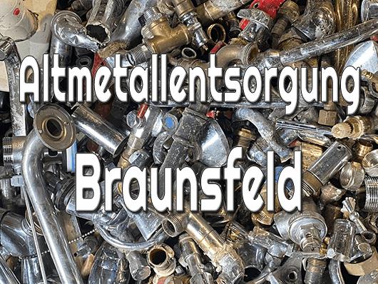 Altmetallentsorgung Braunsfeld
