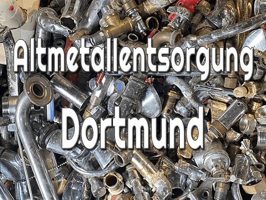 Altmetallentsorgung Dortmund