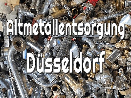 Altmetallentsorgung Düsseldorf