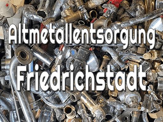 Altmetallentsorgung Friedrichstadt