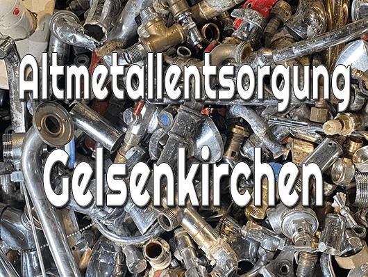Altmetallentsorgung Gelsenkirchen