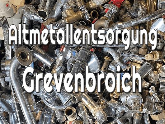 Altmetallentsorgung Grevenbroich