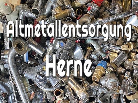 Altmetallentsorgung Herne