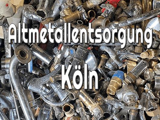 Altmetallentsorgung Köln