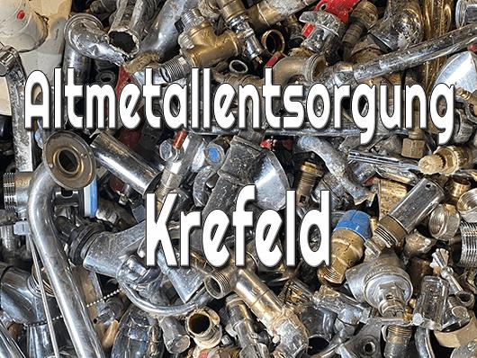 Altmetallentsorgung Krefeld