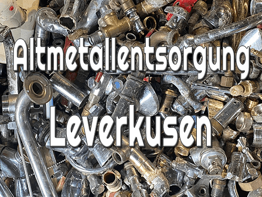 Altmetallentsorgung Leverkusen