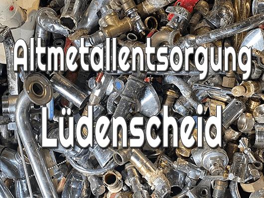 Altmetallentsorgung Lüdenscheid
