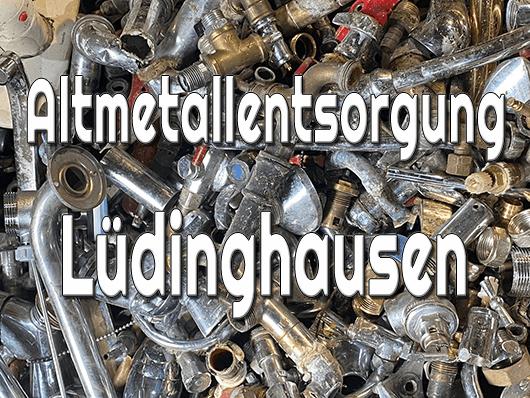 Altmetallentsorgung Lüdinghausen