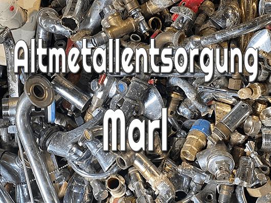 Altmetallentsorgung Marl