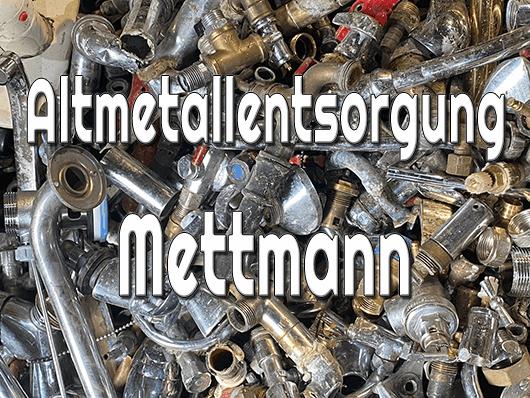 Altmetallentsorgung Mettmann