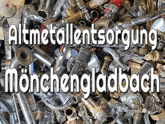 Altmetallentsorgung Mönchengladbach