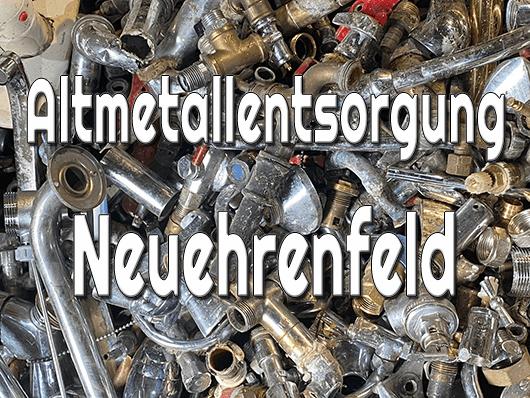 Altmetallentsorgung Neuehrenfeld