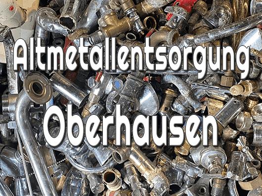 Altmetallentsorgung Oberhausen