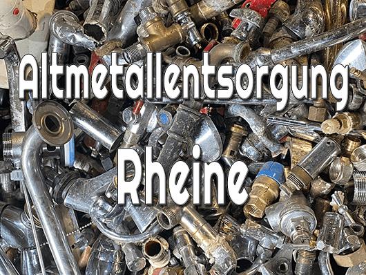 Altmetallentsorgung Rheine
