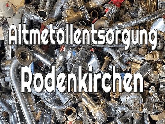 Altmetallentsorgung Rodenkirchen