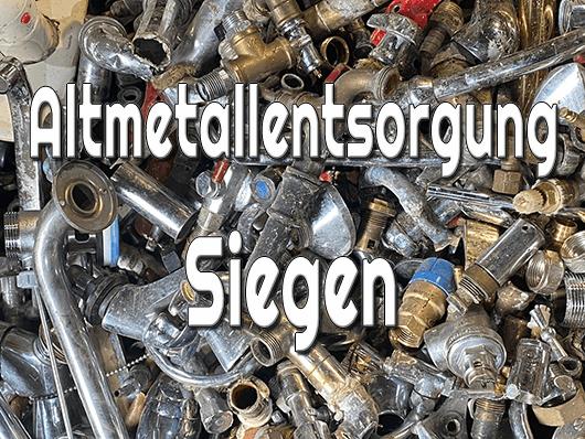 Altmetallentsorgung Siegen