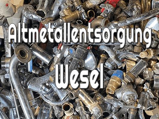 Altmetallentsorgung Wesel