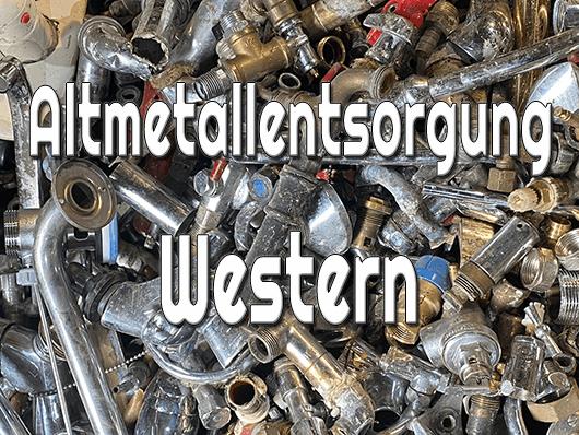 Altmetallentsorgung Western