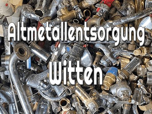 Altmetallentsorgung Witten
