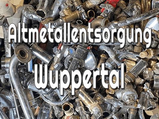 Altmetallentsorgung Wuppertal