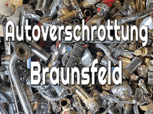 Autoverschrottung Braunsfeld