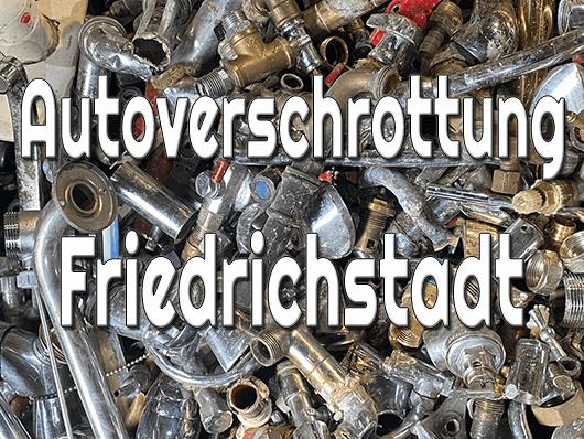 Autoverschrottung Friedrichstadt