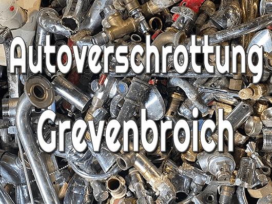 Autoverschrottung Grevenbroich