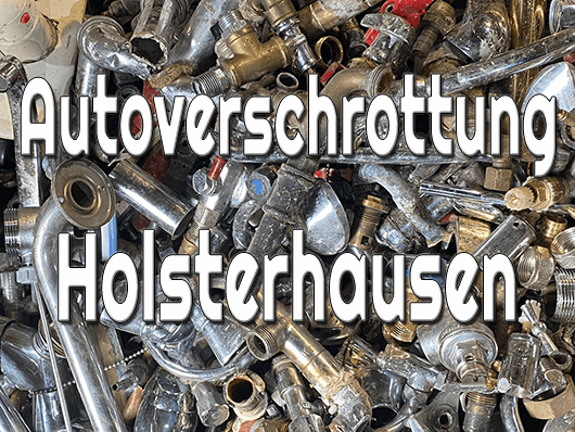 Autoverschrottung Holsterhausen