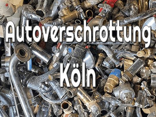 Autoverschrottung Köln