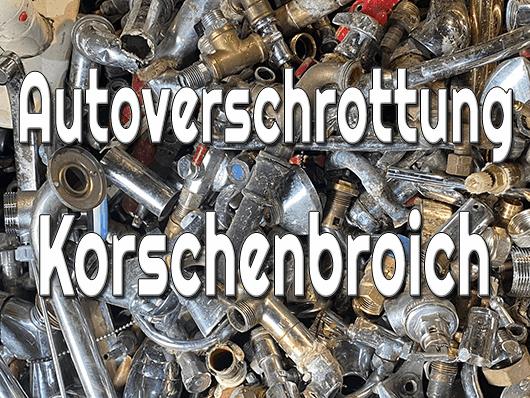 Autoverschrottung Korschenbroich