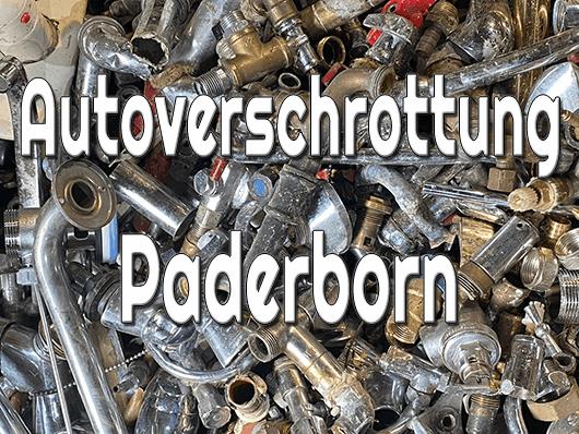 Autoverschrottung Paderborn