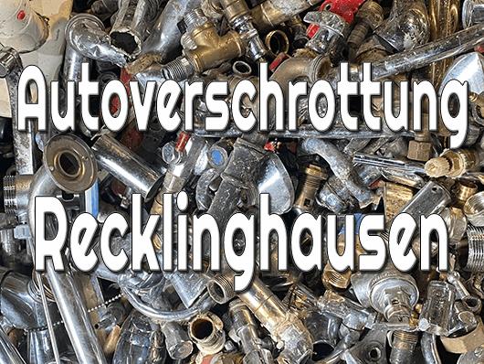Autoverschrottung Recklinghausen