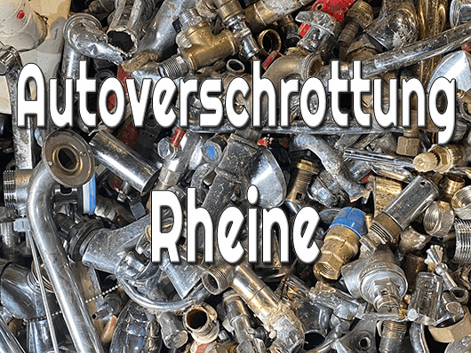 Autoverschrottung Rheine