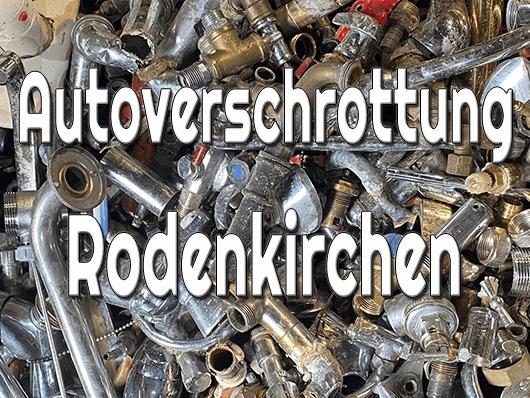 Autoverschrottung Rodenkirchen