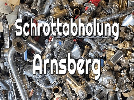Schrottabholung Arnsberg
