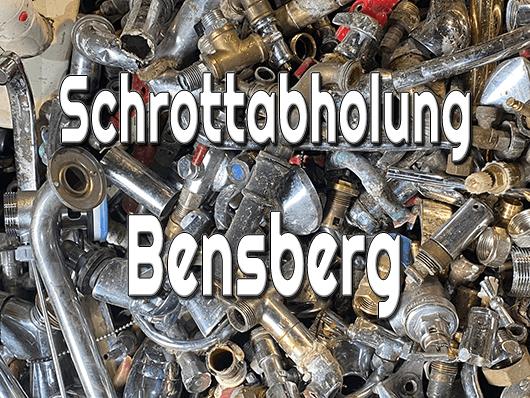 Schrottabholung Bensberg