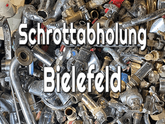 Schrottabholung Bielefeld