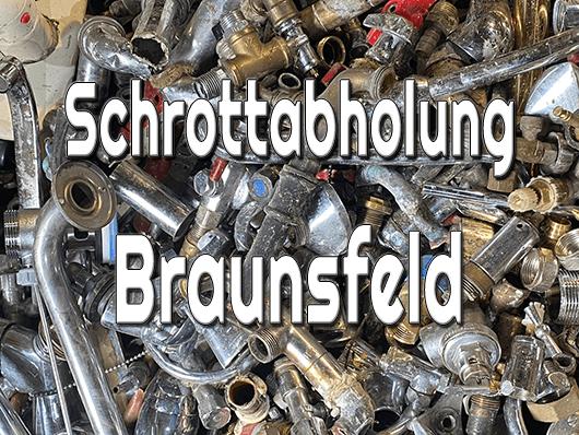 Schrottabholung Braunsfeld