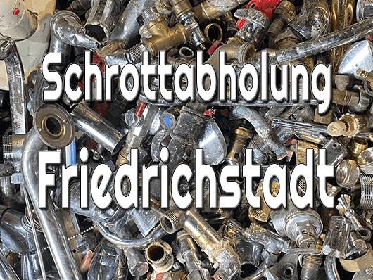 Schrottabholung Friedrichstadt