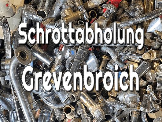 Schrottabholung Grevenbroich