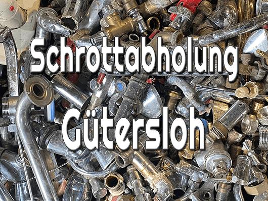 Schrottabholung Gütersloh