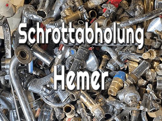 Schrottabholung Hemer
