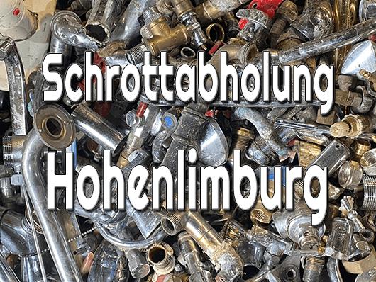 Schrottabholung Hohenlimburg