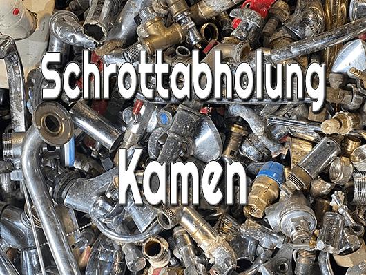 Schrottabholung Kamen