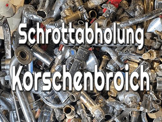 Schrottabholung Korschenbroich