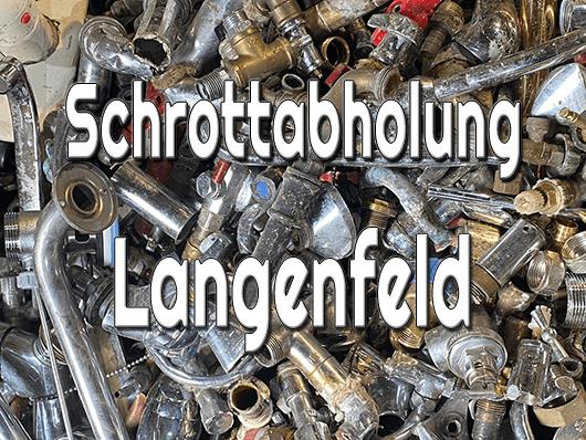 Schrottabholung Langenfeld (Rheinland)